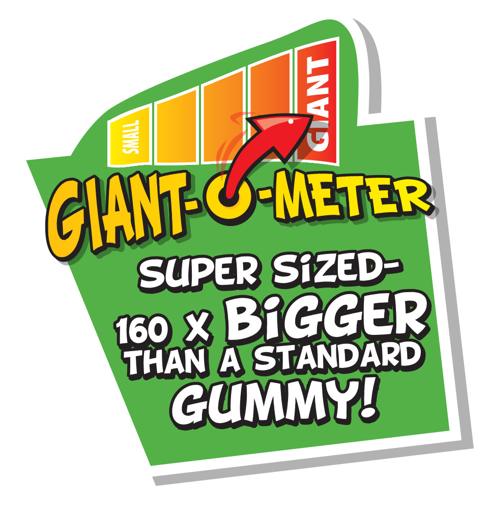 Giant-o-meter