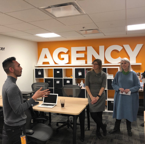 AGENCY Influencer Walkabouts