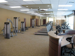 FCCHC fitness center