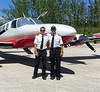 Miami city flights cessna 402 pilots