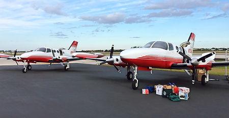 c402 miami city flights charter