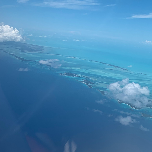 The Exuma Island Chain, Bahamas