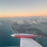 Miami Sunset Departure