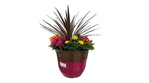 "16"" Decorative Planter"
