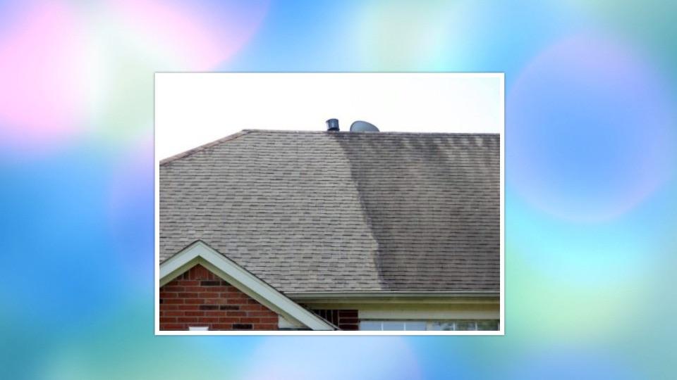 Roof Cleaning Marietta, Ga.