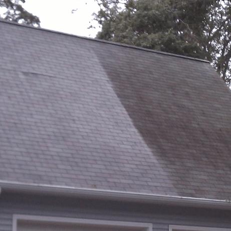 Roof Washing Alpharetta GA