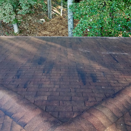 Roof Cleaning Marietta Georgia All Clear Cleaning