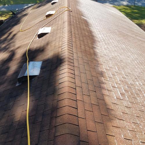 Roof Cleaning Alpharetta Georgia