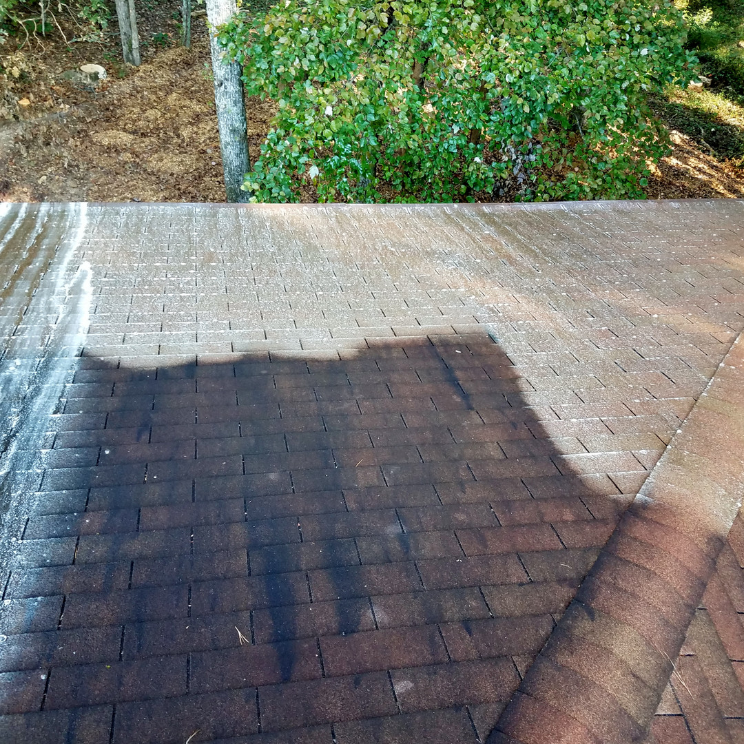 Roof Cleaning Marietta Ga