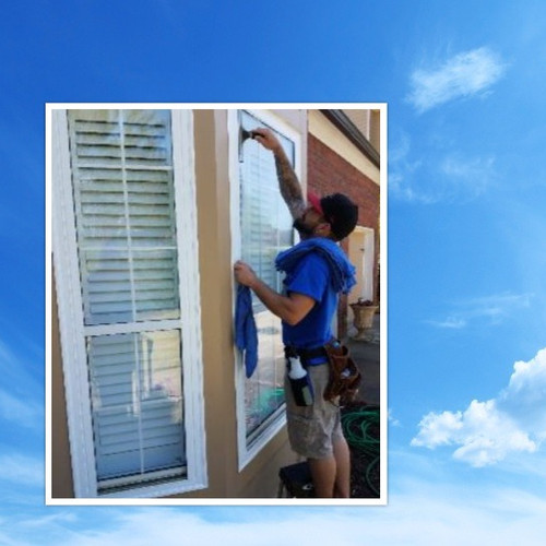 Window Cleaning Roswell, Ga.