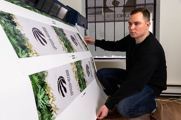 Alex Matuszcza Event Project Manager & Graphics