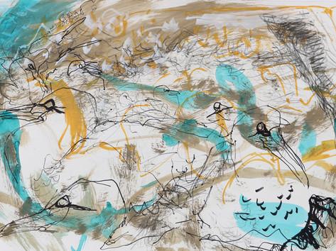 Colony 3 - Gannets, Bass rock