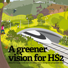 A greener vision fo HS2