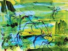 Rabley pond series