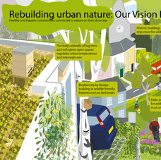 Living Landscapes - Urban Nature
