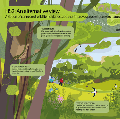 HS2: An Alternative View