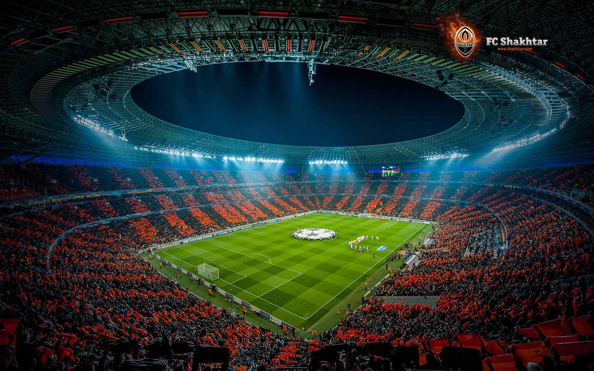 Donbass Stadium Shaktar