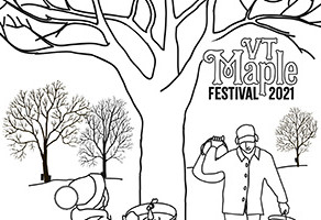 Maple Festival Color Sheets