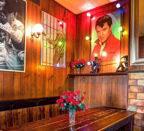 The Gem Br & Dining, Elvis, Honky Tonk