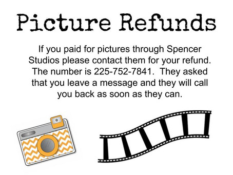 Picture Refunds