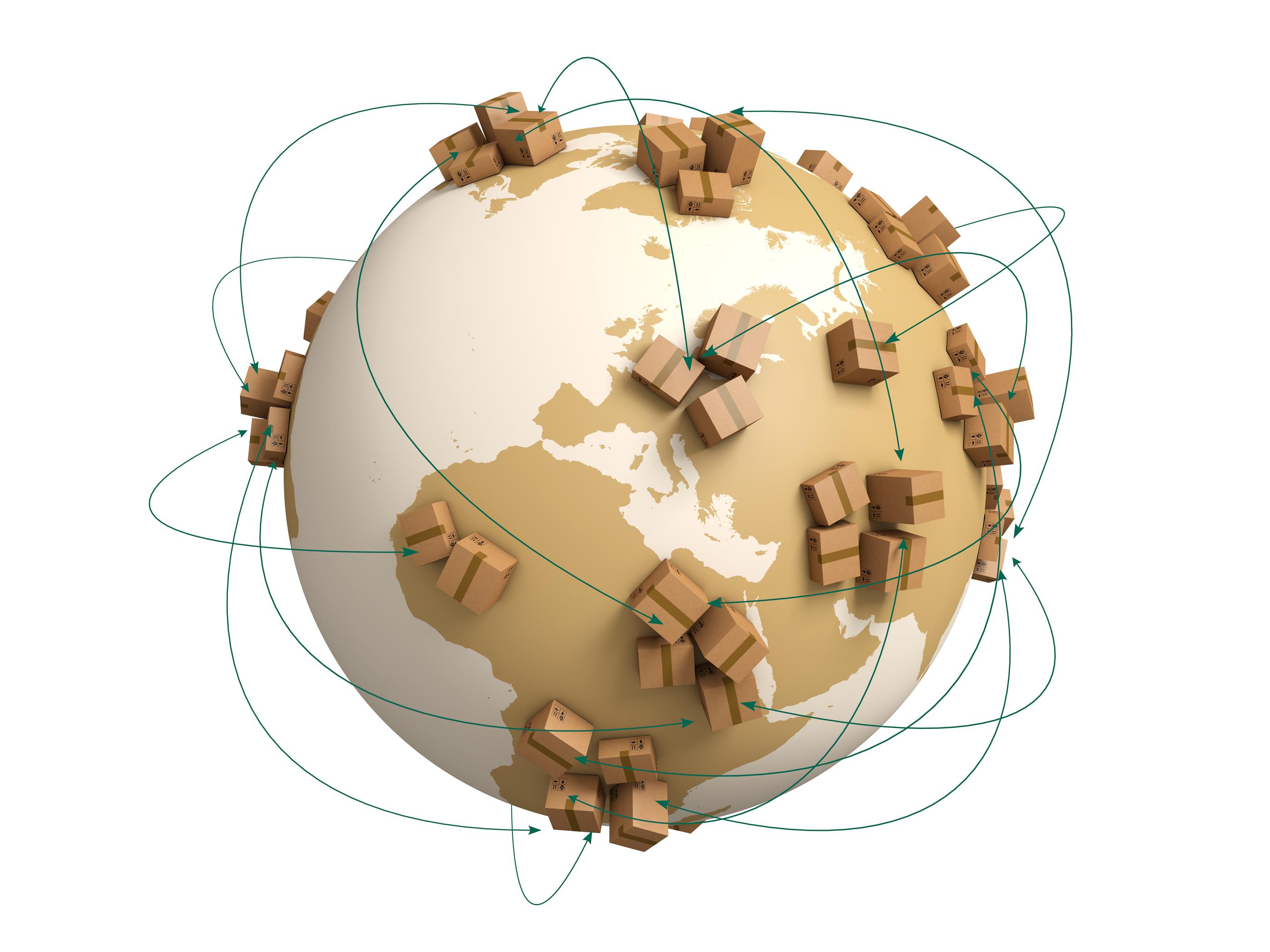 Klingele Globe