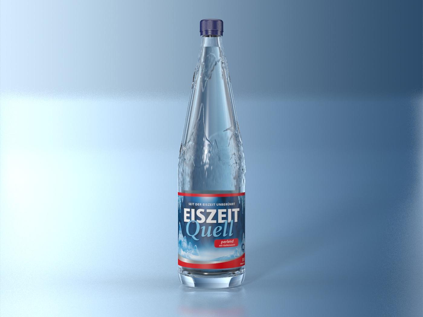 Eiszeitquell Premiumflasche