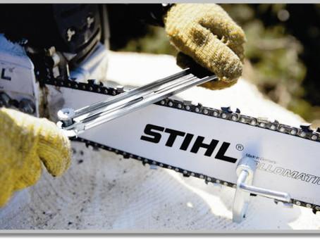 Cuidados básicos de los equipos STIHL