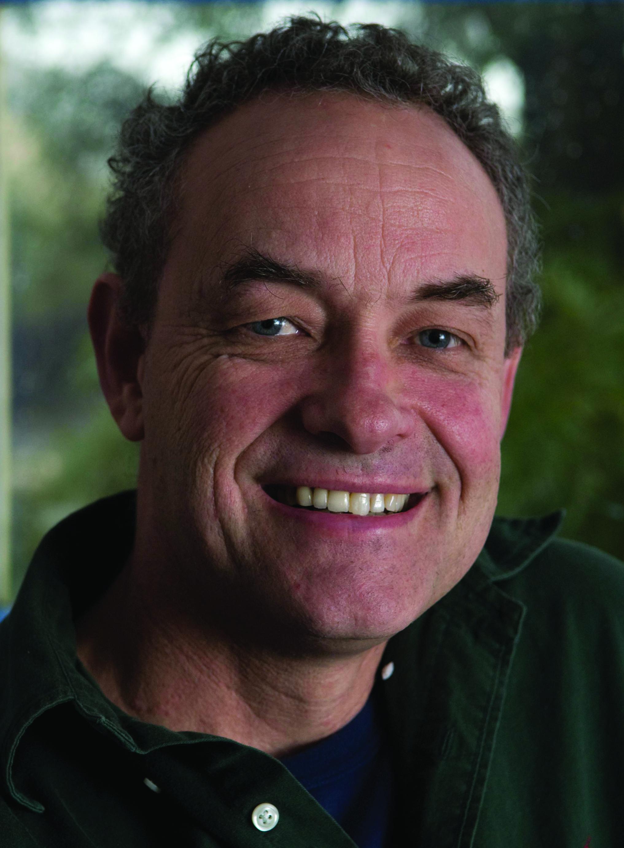 Chris Ward - author