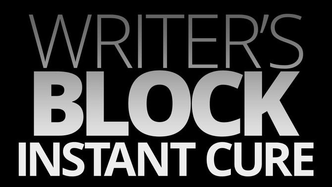 Overcoming Writers Block - A Guide