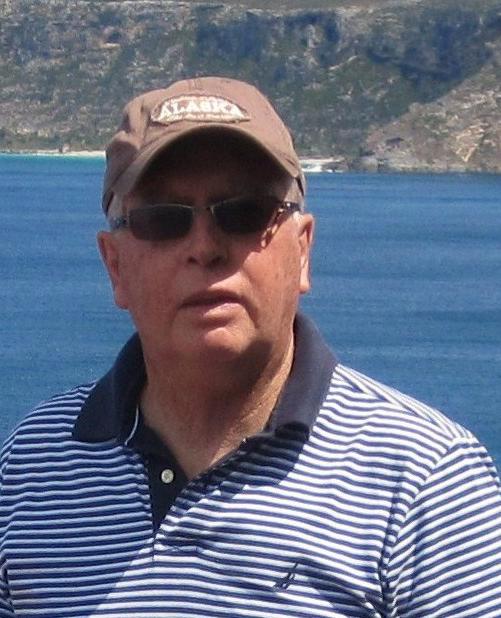 David Knight - author