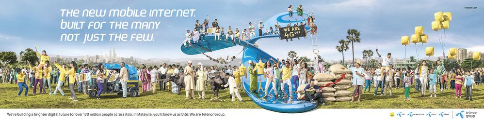 Telenor Asia