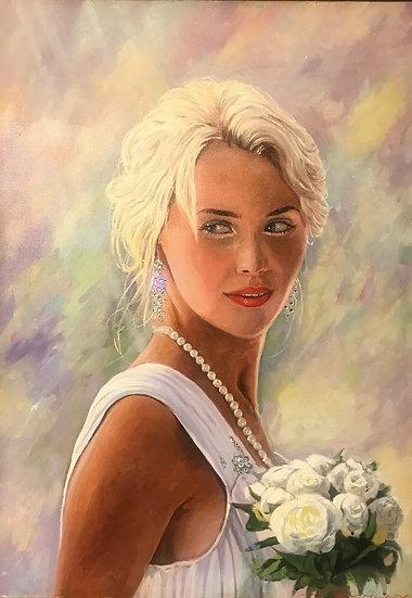Образец портрета на заказ