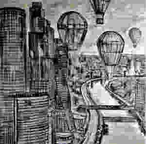 Путешествие в город будущего