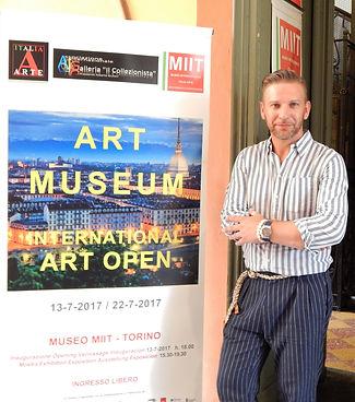 Выставка в музее MIIT г.Турин