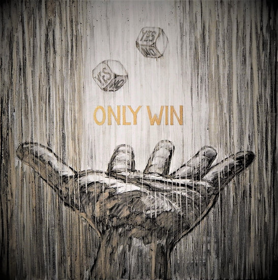 Only win/Только победа