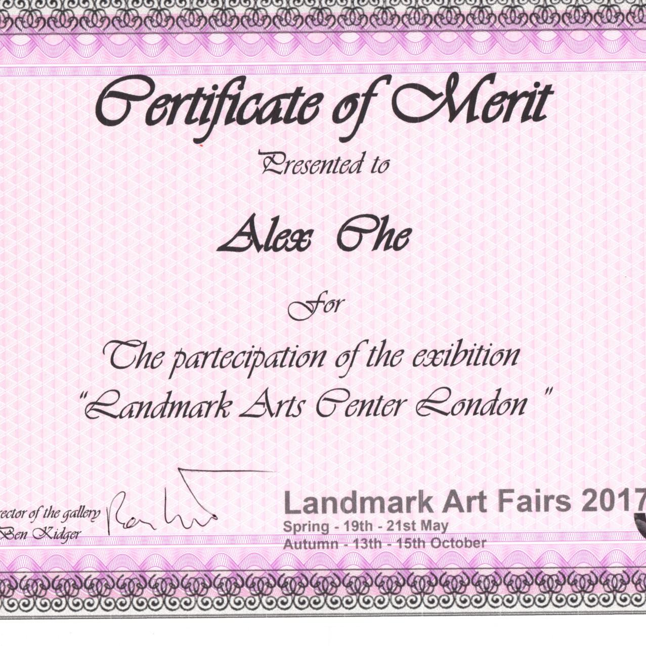 Art Fairs 2017 London