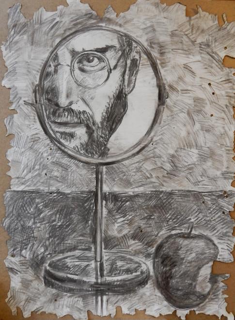 Взгляд Стива Джопса