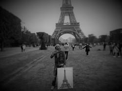 Пленэр Париж