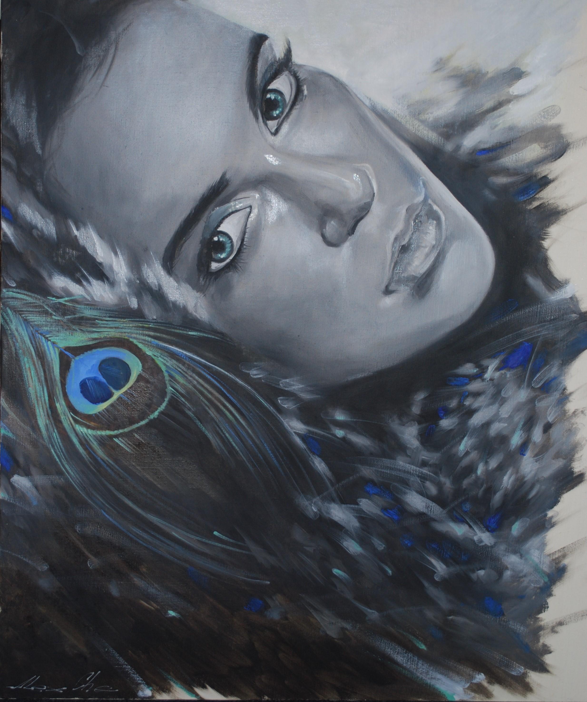 Портрет Эмилии Вишневской
