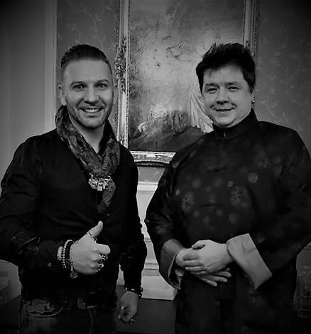 Alex Che and Oleg Chazov