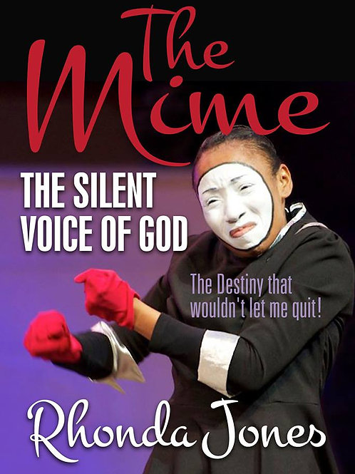 The Mime: The Silent Voice of God