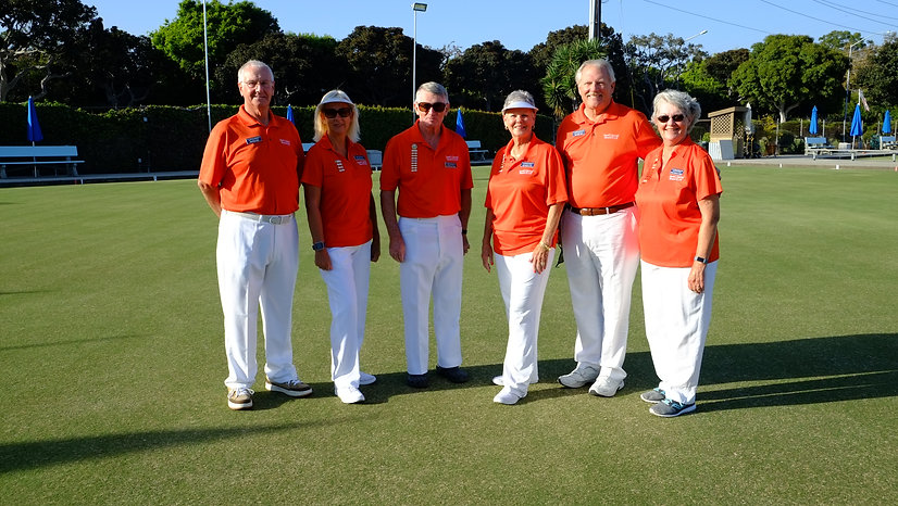 lawn bowls pictures from 2017 US Championships
