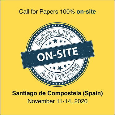 Call for Papers Santiago de Compostela On-site Modality