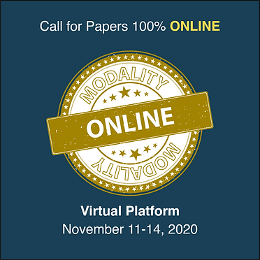 Call for Papers Deadline Virtual Platform Online Modality
