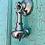 Thumbnail: Scallop Drop | Door Knocker