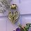 Thumbnail: Padlock Heart   Door Knocker