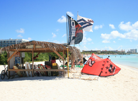Low Entry Cost into Kitesurfing