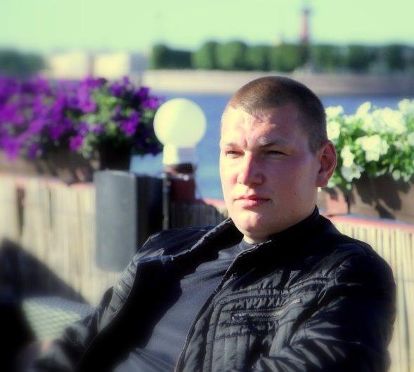 Дмитрий Бекман