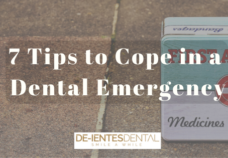 7 Tips to Cope in a Dental Emergency