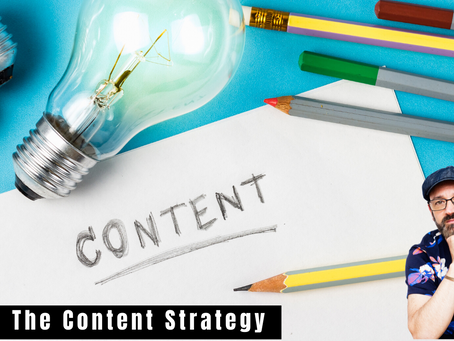 Search Engine Optimisation – The Content Strategy